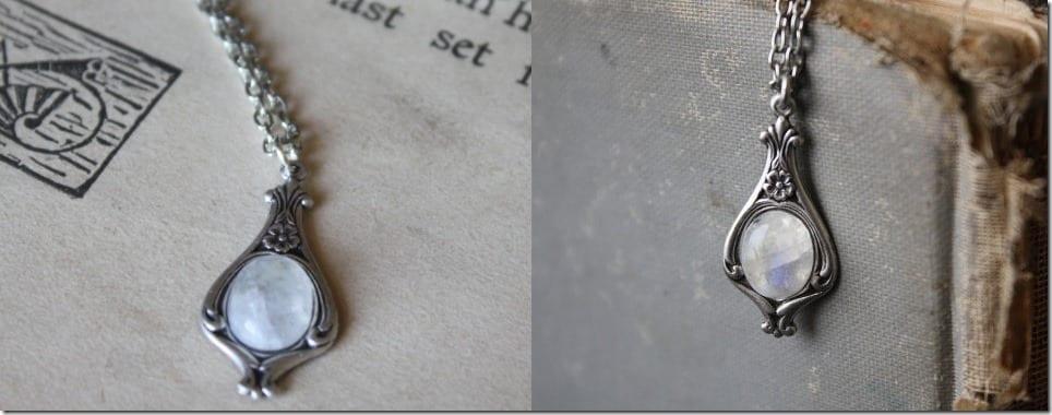 silver-rainbow-moonstone-necklace