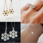 Fashionista NOW: 10 Snowflake Jewelry Ideas To Complete Your Christmas 2016 Party Wardrobe