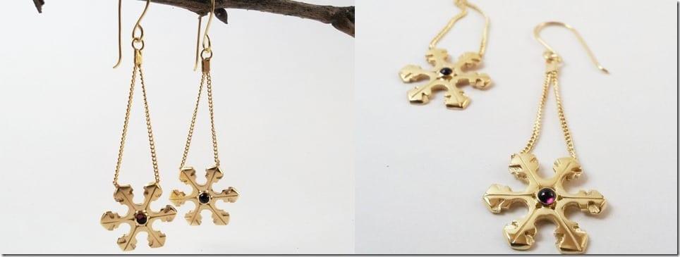 statement-snowflake-dangle-earrings