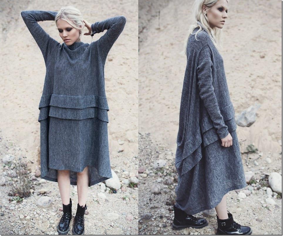 swing-style-massive-back-long-grey-dress