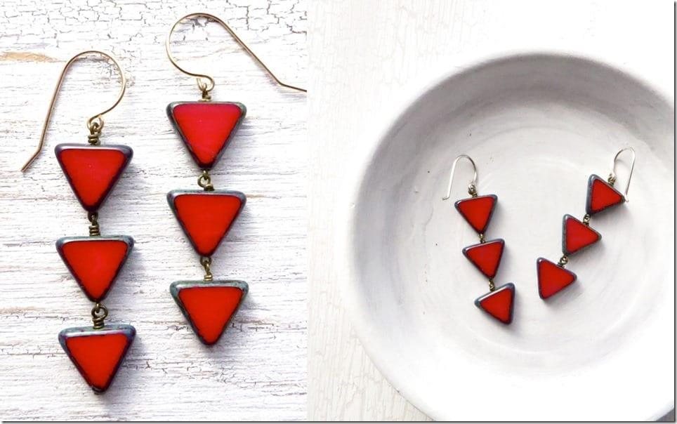 triple-red-triangle-dangle-earrings