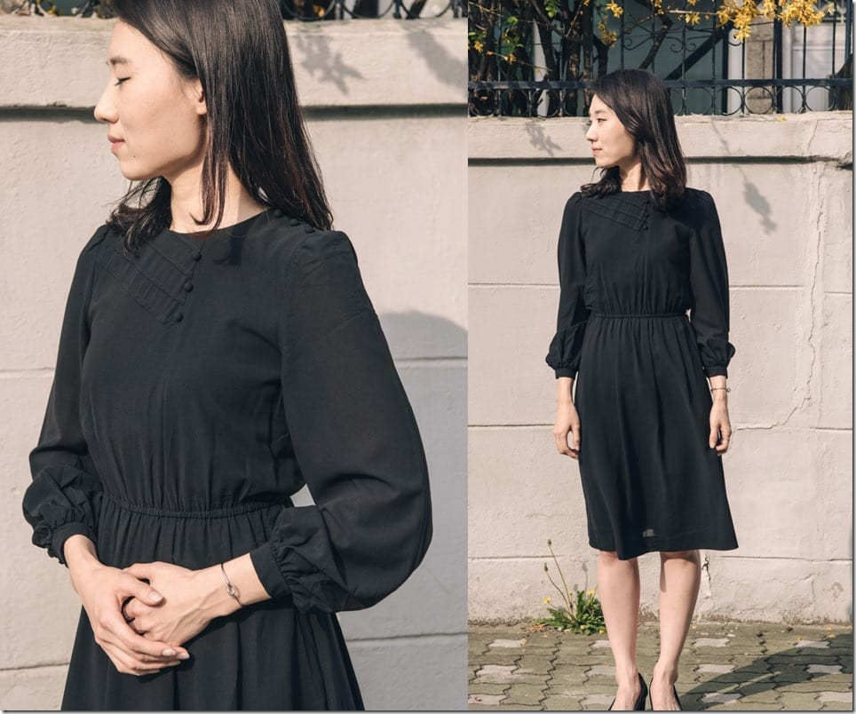 vintage-japanese-black-dress