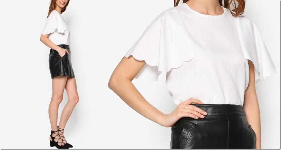 white-scallop-sleeve-top