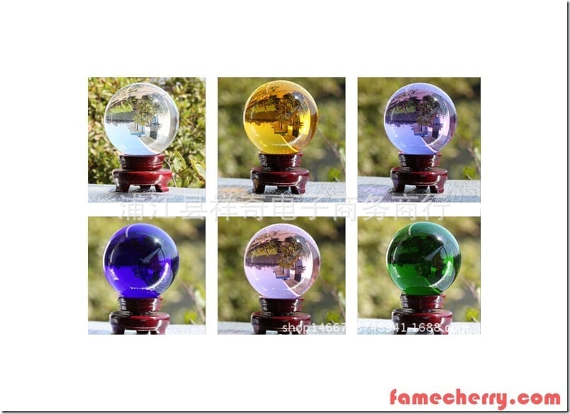 Crystal Glass Ball Malaysia