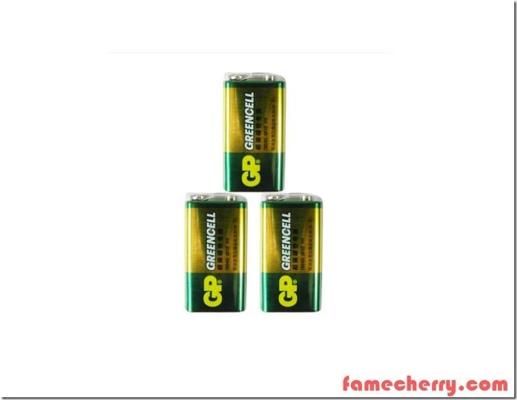 9V Battery Malaysia
