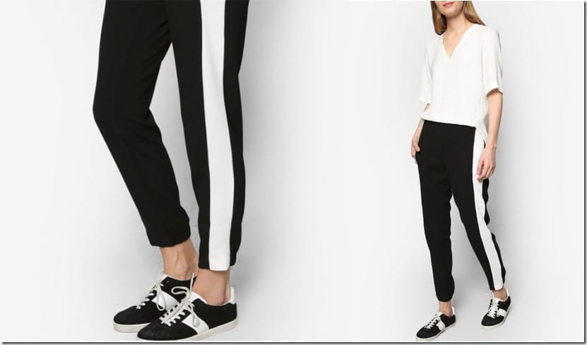 black-white-jogger-pants