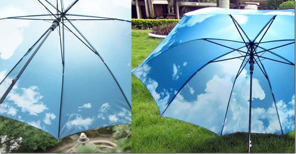 cloudy-blue-sky-umbrella