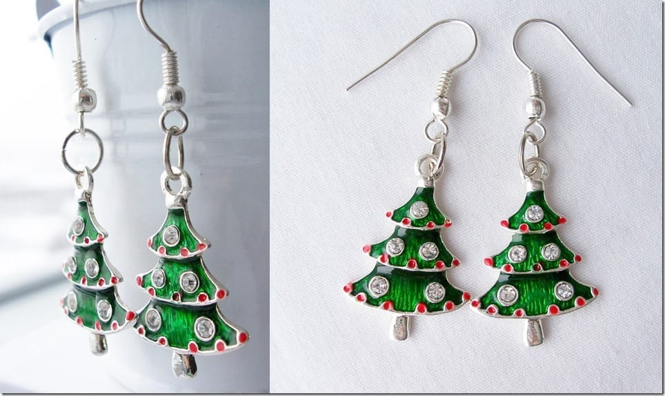 dangle-festive-christmas-tree-earrings