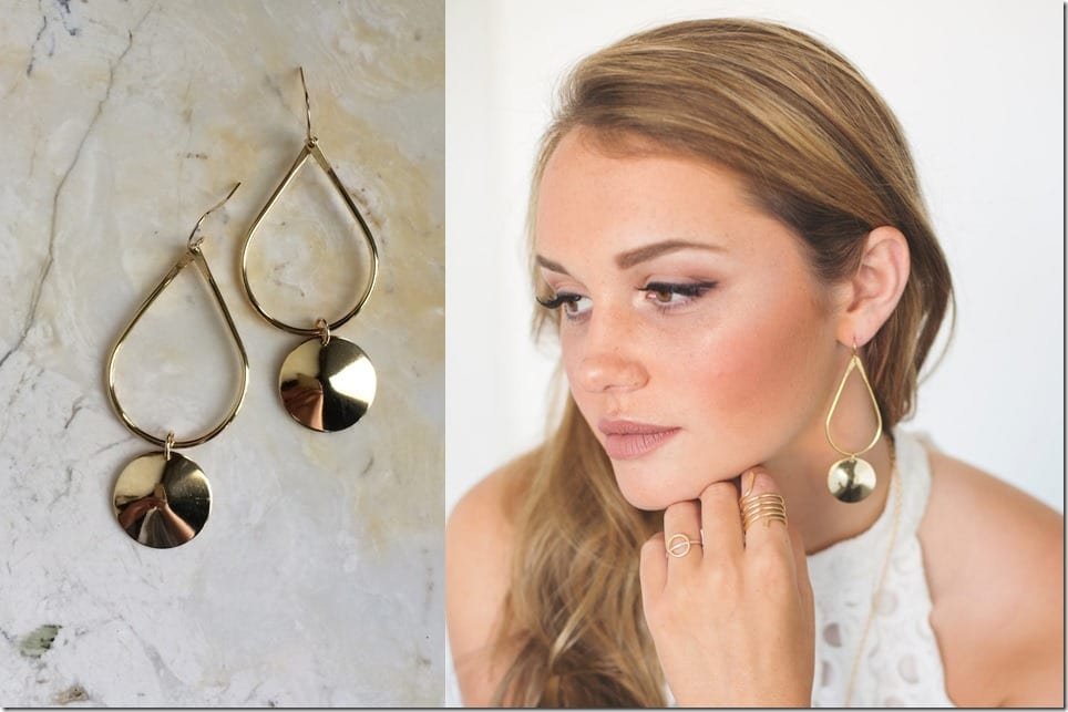 dome-and-teardrop-dangle-earrings