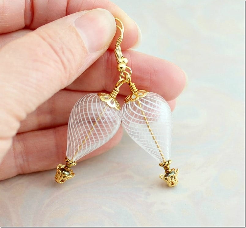 10 Minimalist Gold And White Christmas 2016 Jewelry Gift Ideas