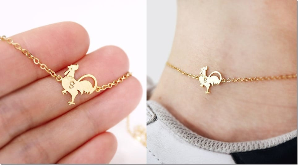 personalized-rooster-anklet