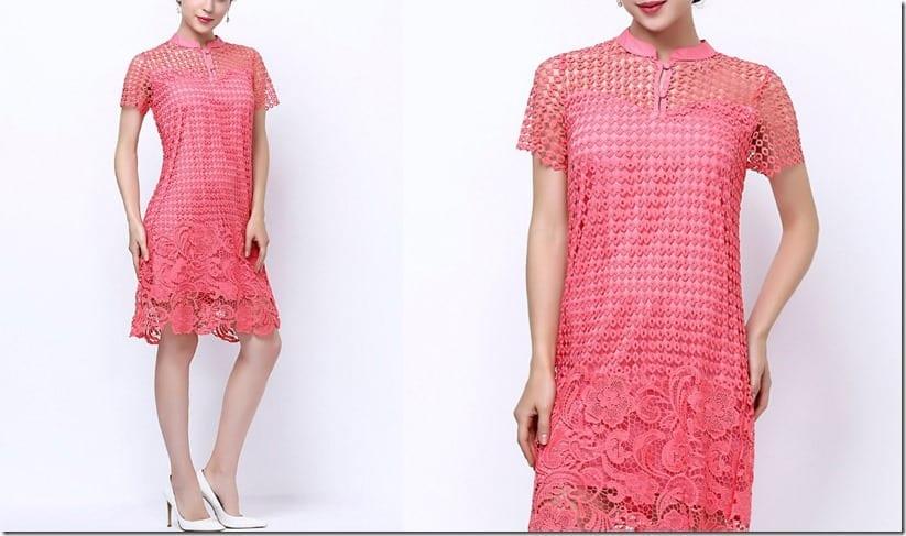 pink-lace-overlay-modern-cheongsam