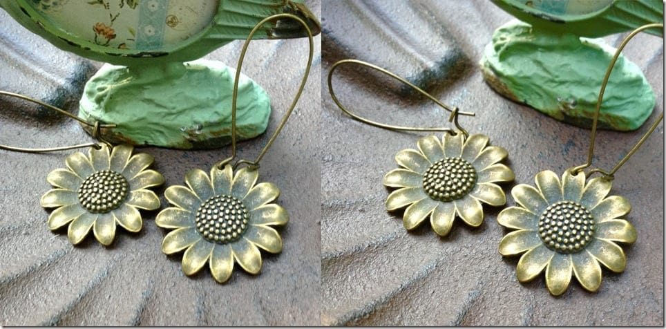 rustic-bronze-sunflower-earrings