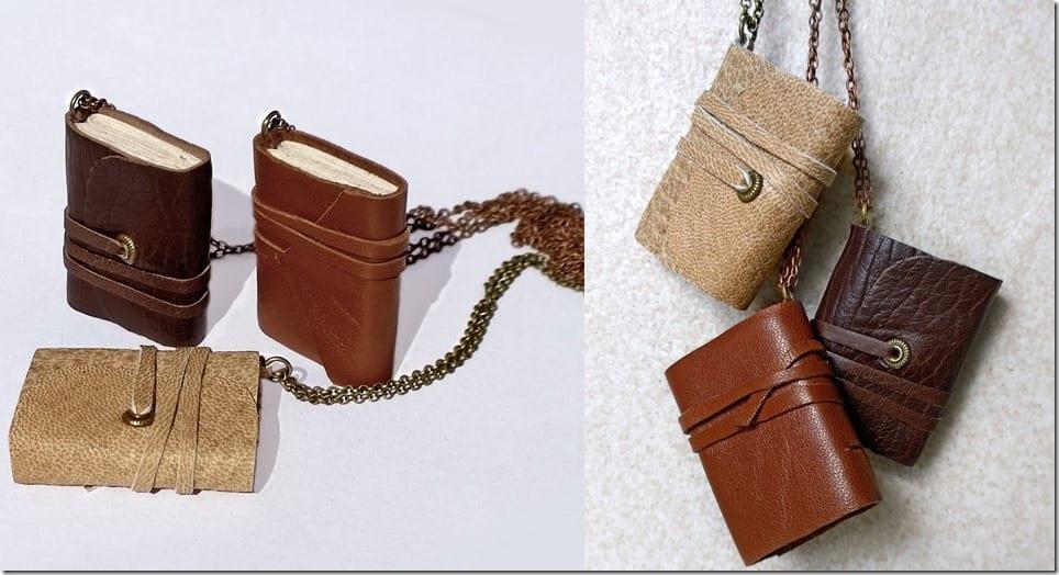 set-of-3-mini-book-necklace