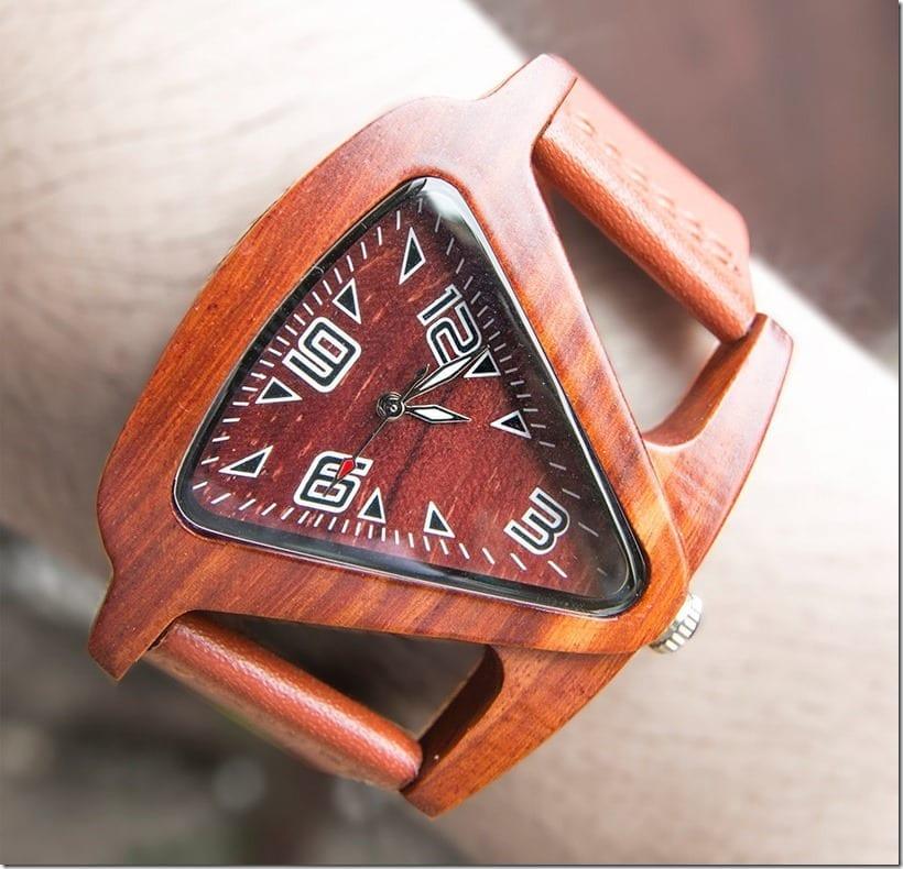 Triangle Shape Watch Style Inspiration