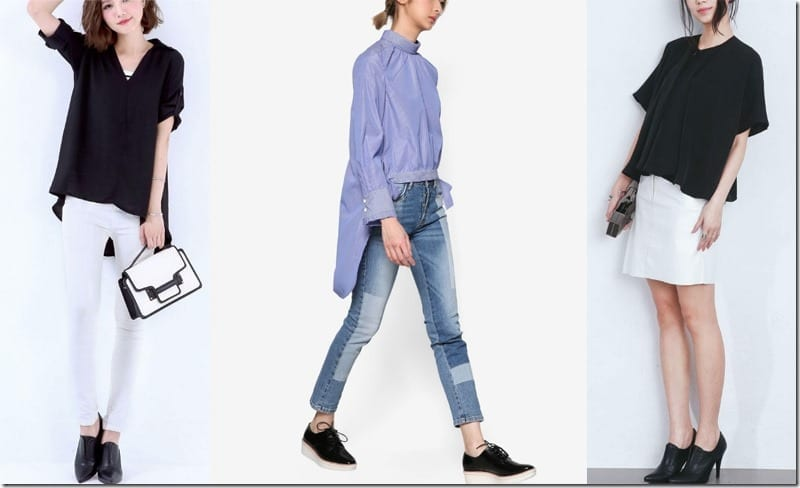Tummy-Liberating Tops To Wear For Christmas 2016 Feasting