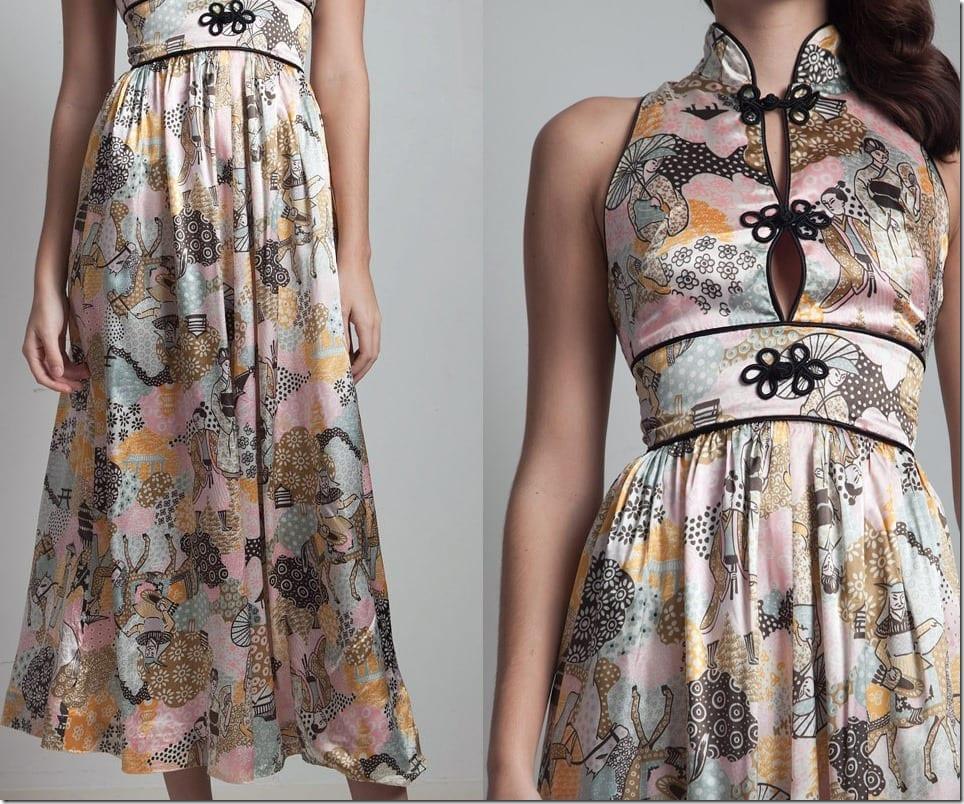 vintage-60s-midi-cheongsam-dress