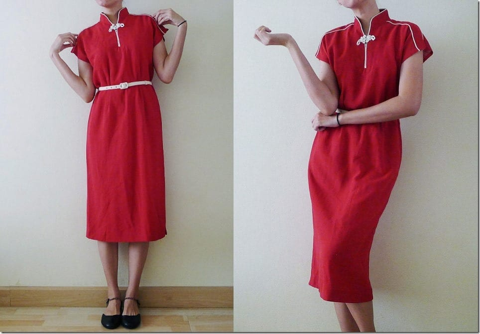 vintage-70s-white-trim-red-cheongsam-dress