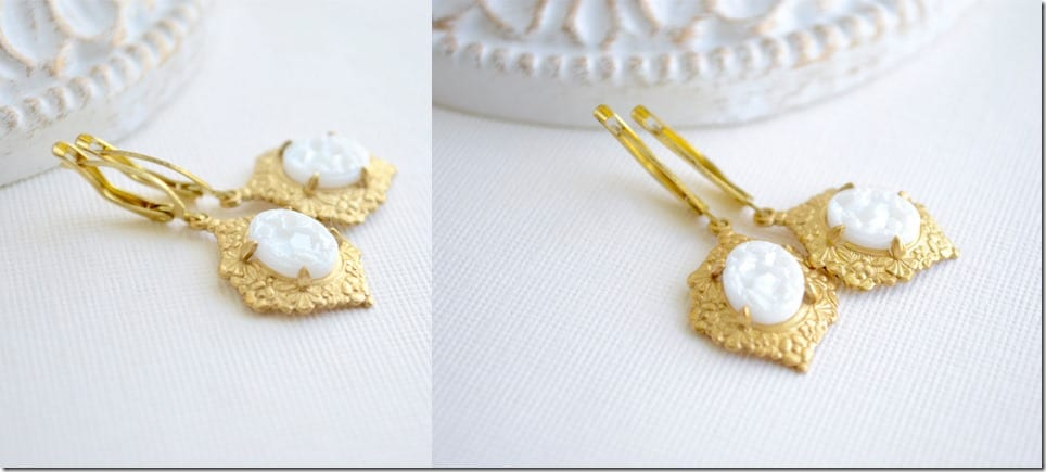 vintage-style-oval-white-gold-earrings