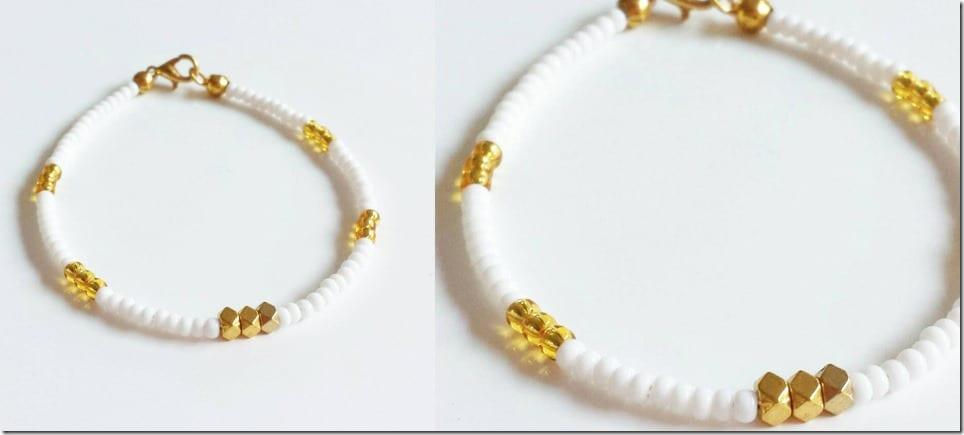 white-gold-boho-beach-style-bracelet
