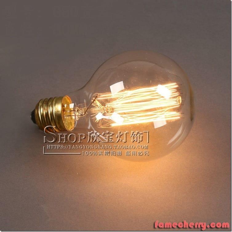 Vintage Edison Bulbs Malaysia