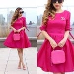 Fashionista NOW: Hues Of Pink Dress Style Ideas To Wear On Valentine's Day