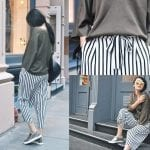 Fashionista NOW: How To Wear Stripes Ever So Casually But Oh So Chic-ly?