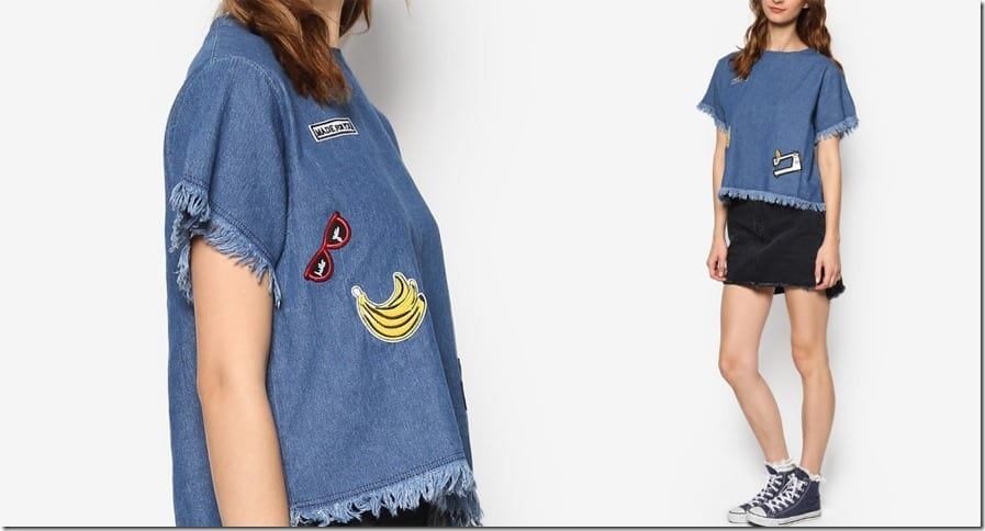 chambray-patch-tee