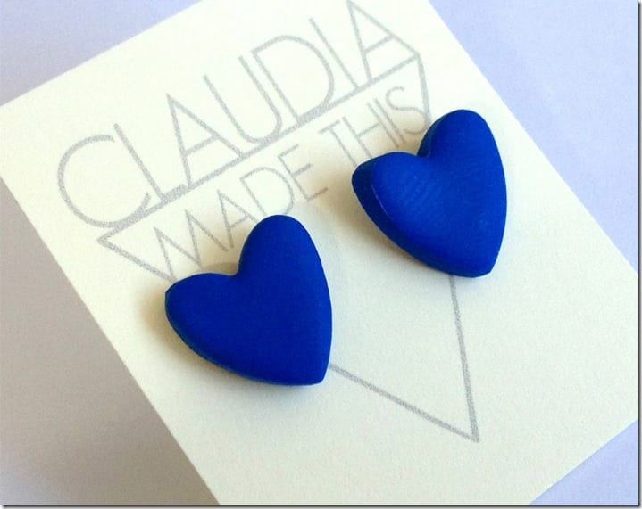 cobalt-blue-heart-stud-earrings