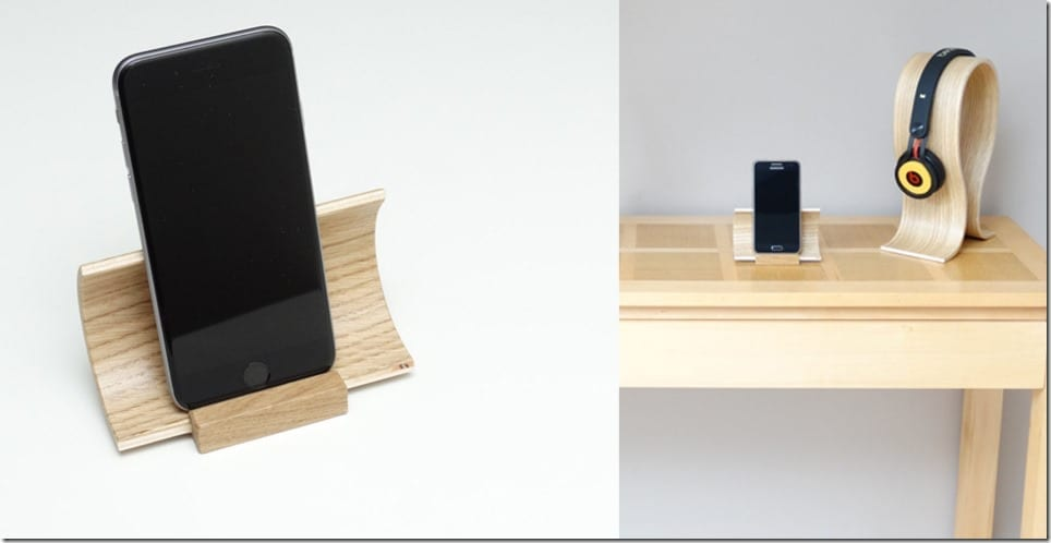 curved-wooden-smartphone-stand