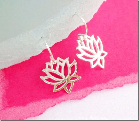 dangle-zen-lotus-earrings