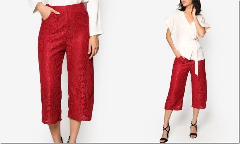 dark-red-lace-culottes