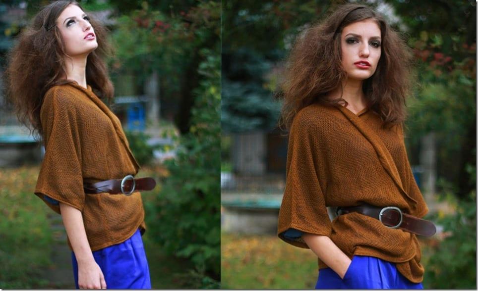 loose-linen-brown-kimono-style-cardigan