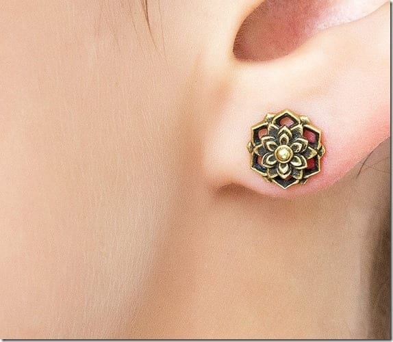 mandala-lotus-stud-earrings