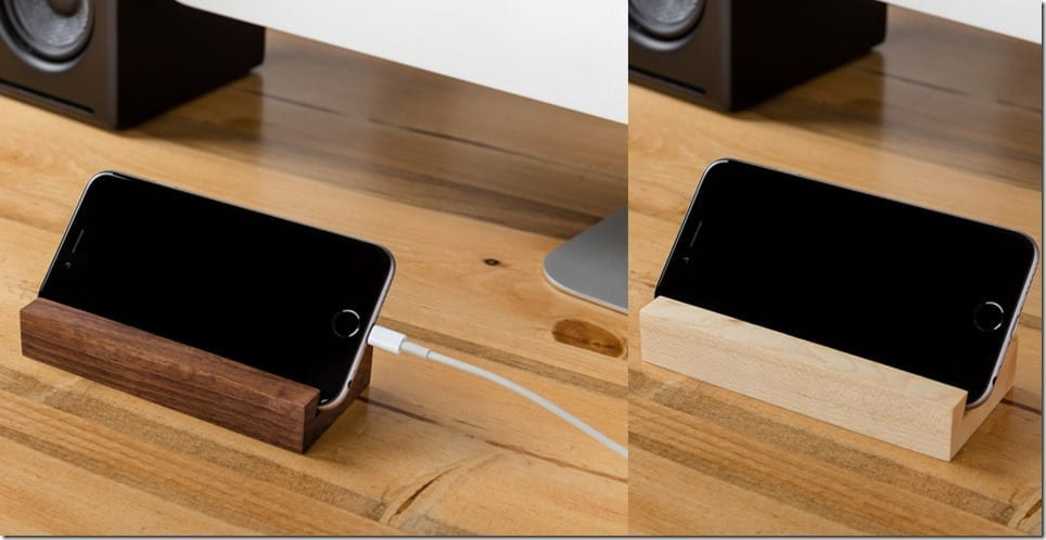 minimal-wood-iphone-stand