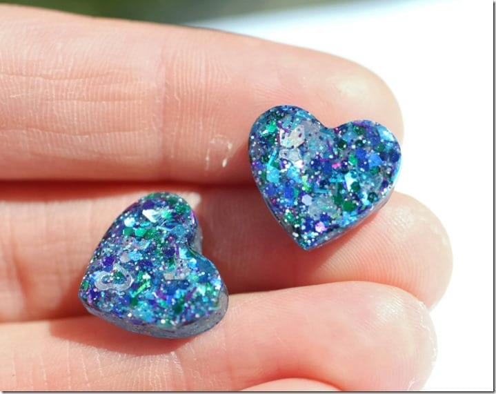 purple-blue-glitter-heart-stud-earrings