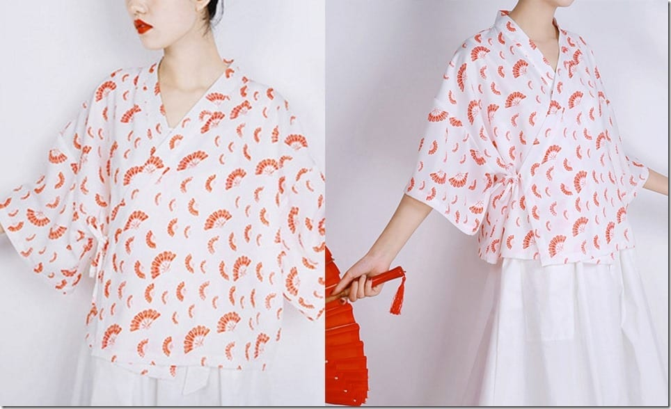 red-hand-fan-kimono-style-top