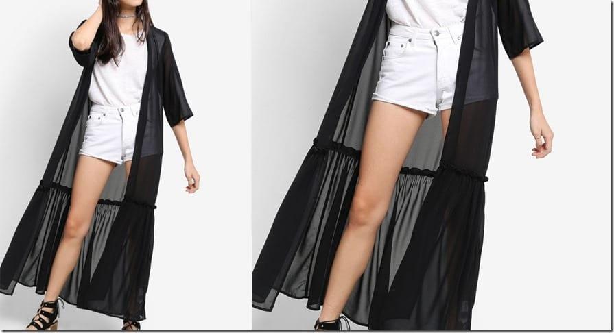 sheer-ruffle-hem-maxi-kimono-cardigan