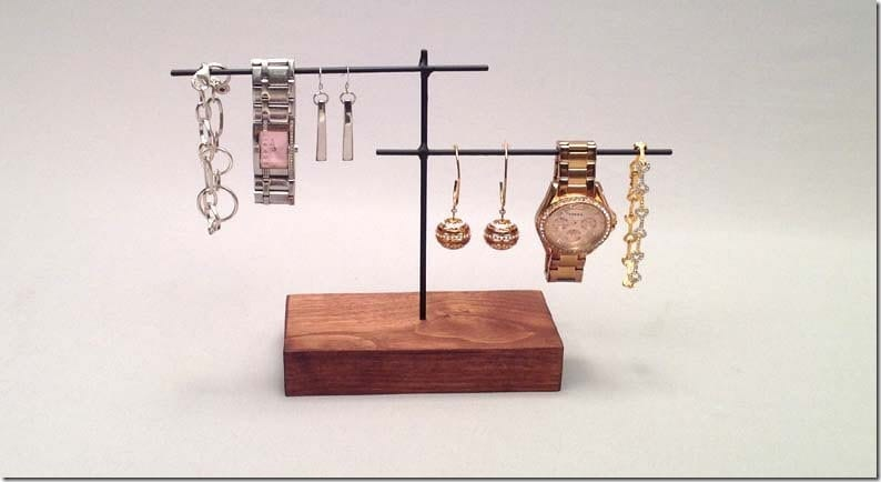 steel-wood-jewelry-stand