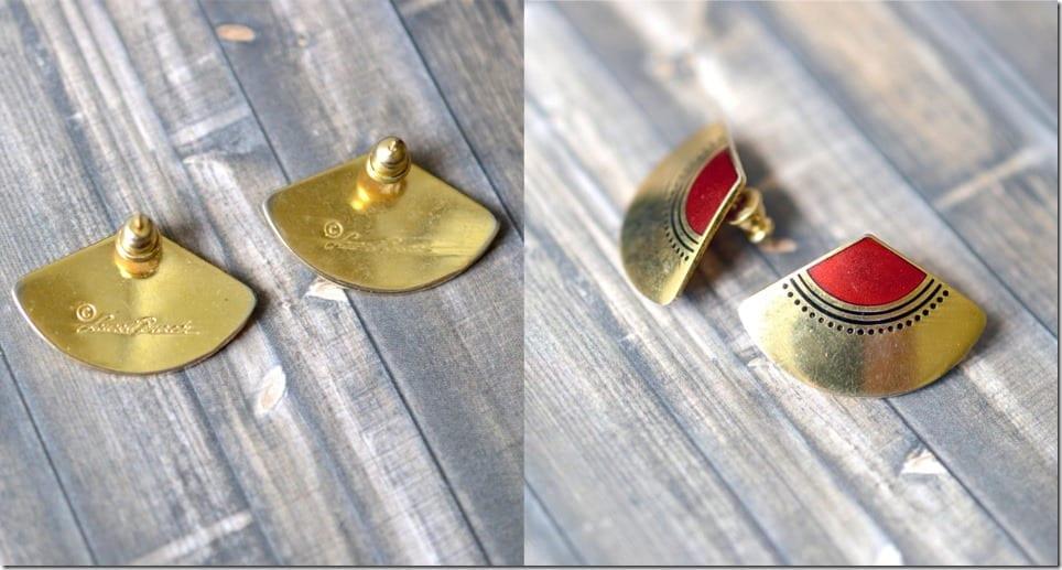 vintage-red-fan-stud-earrings
