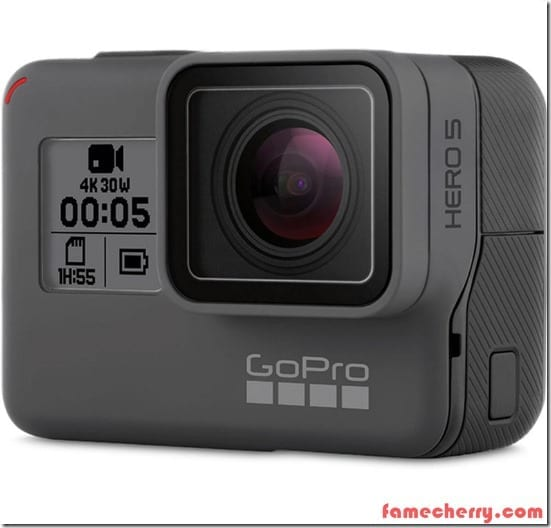 GoPro HERO5 Black Edition Action Camera ( Official Local Malaysian Set )