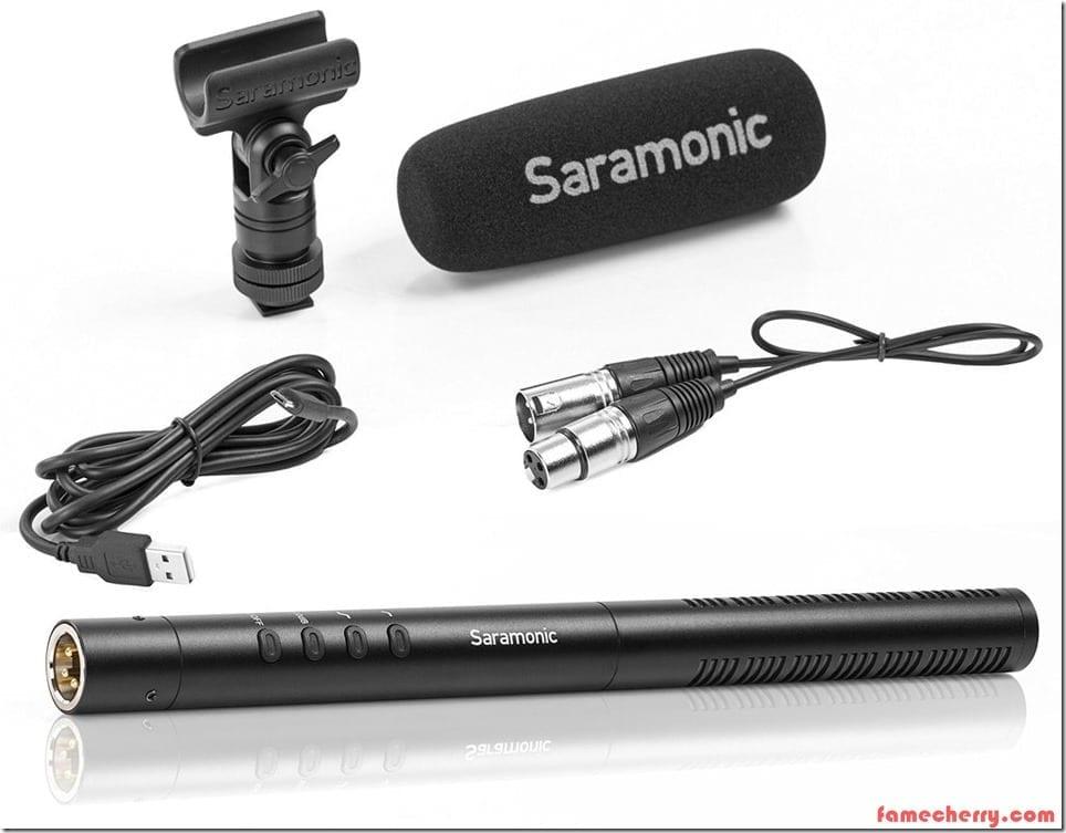 Saramonic TM1 Shotgun Microphone Malaysia