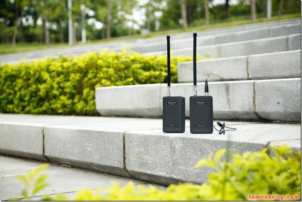 Saramonic SR-WM4C Wireless Lavalier Microphone Malaysia