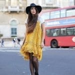Fashionista NOW: How To Dress Romantic In YELLOW ?
