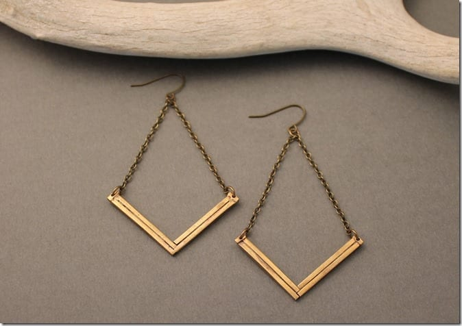brass-v-dangle-earrings