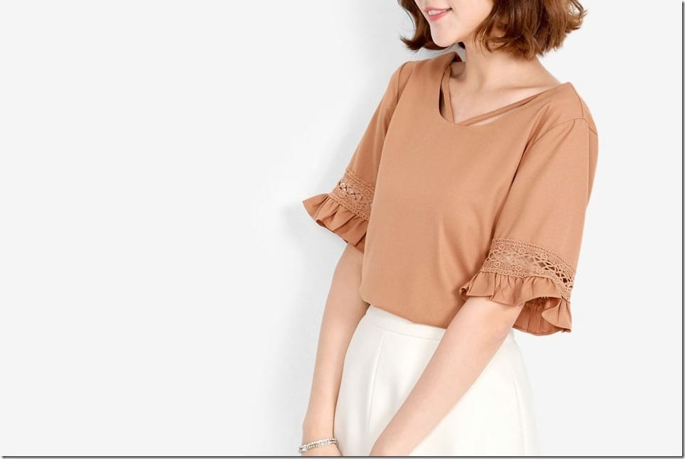5 Brown Blouse Style Ideas For Your Perfect Earthy OOTD