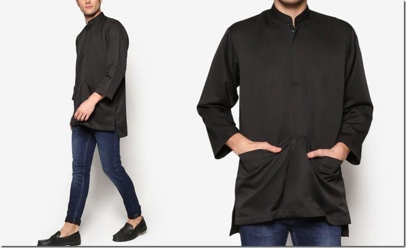 classic-black-kurta-top