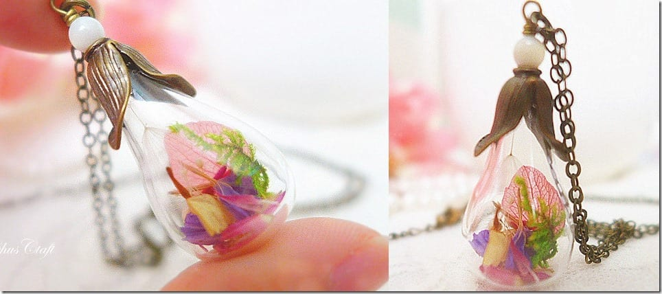 colorful-dried-flower-necklace