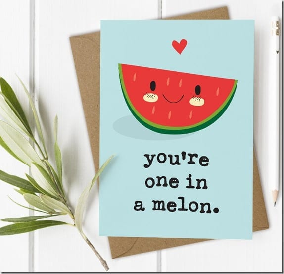 cute-melon-pun-love-day-card