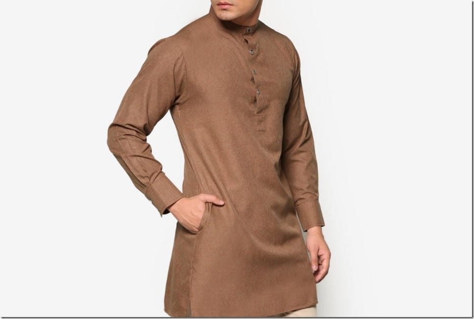 7 Modern Kurta Top Styles For Men